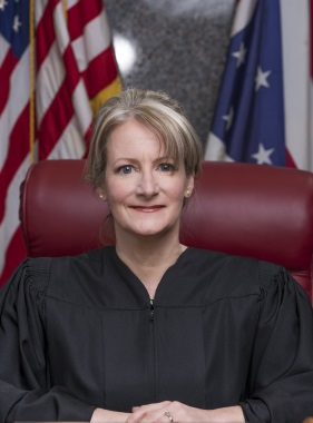 Picture of Judge Hensal.